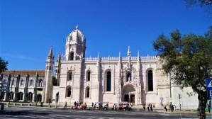Monument Mosteiro dos Jeronimos