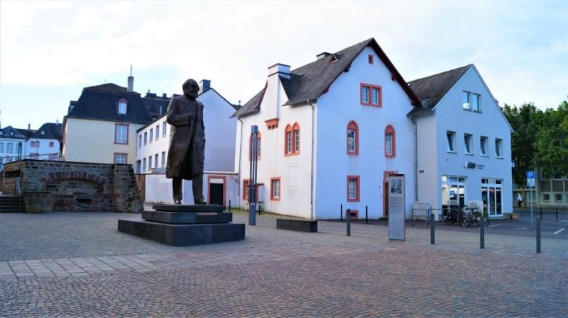 Karl Mark in Trier