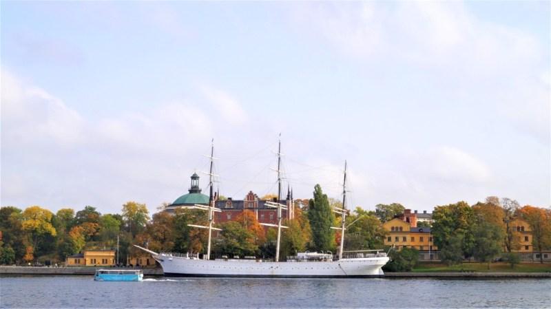 AF Chapman Stockholm