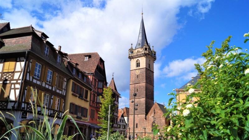 Kappelturm in Obernai