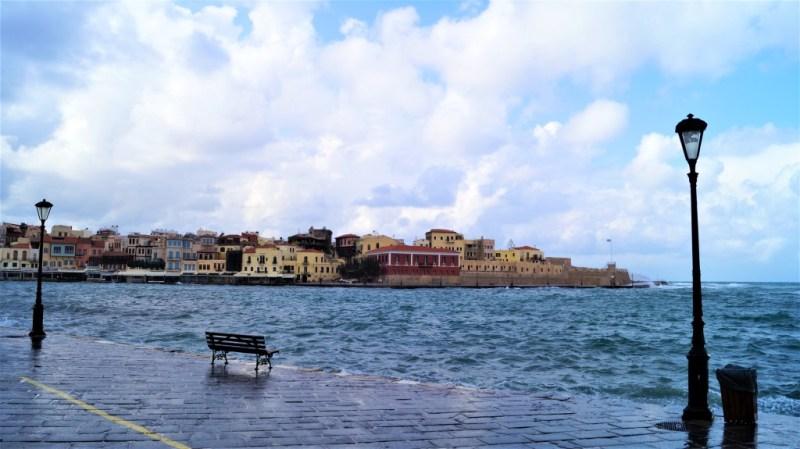 Venezianischer Hafen in Chania