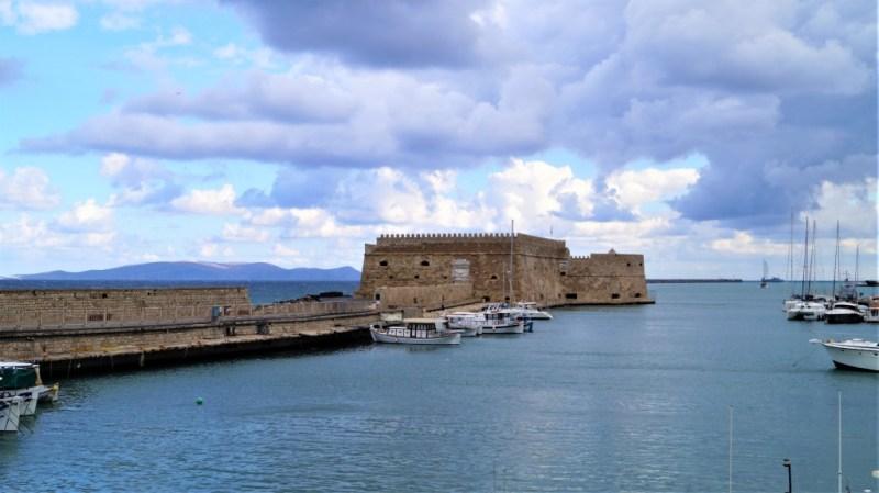 Festung Koules in Heraklion