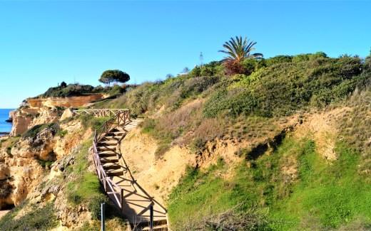 Armação de Pêra an der Algarve