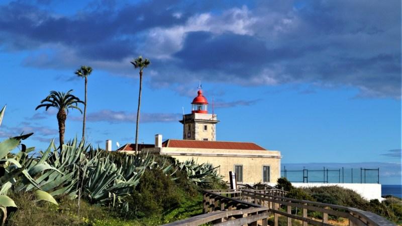 Leuchtturm auf der Ponta da Piedade