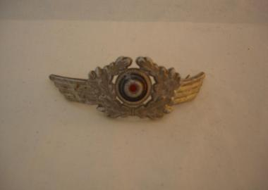 Duitse Kokarde Luftwaffe Schirmmutze wo2