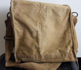 Gasmask bag Whitleys 1942