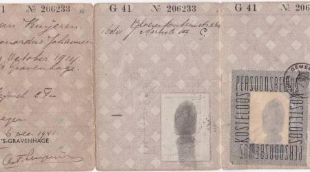 persoonsbewijs wo2