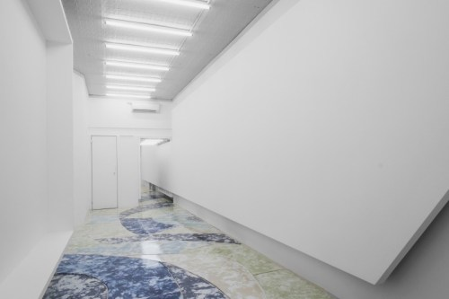 Opus Sectile - installation view