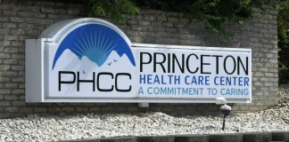 Drive-in Prayer at Princeton Health Care Center