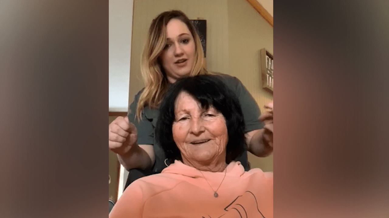 Oak Hill woman and late grandmother to be featured on America's Funniest Home Videos