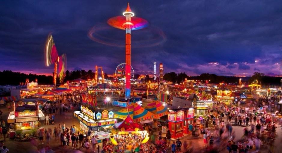Virginia State Fair >> 2018 State Fair Of West Virginia To Start Thursday Woay Tv