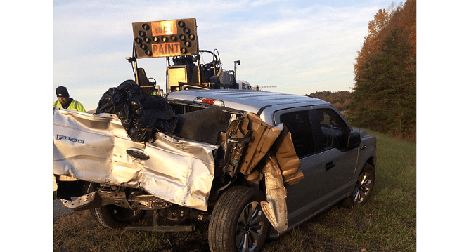 Fayette County Crash Sends One Person To The Hospital - WOAY - TV