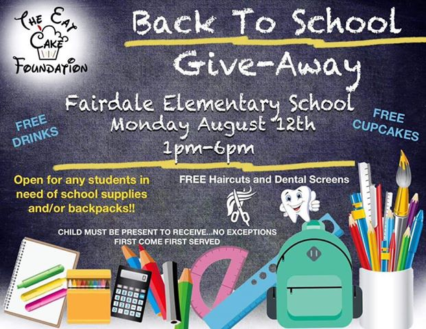 School supply giveaway in danville va 2019