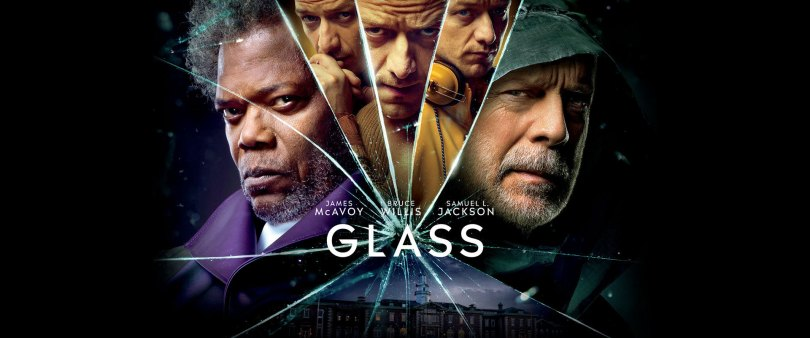 Glass Review - movie's cover image