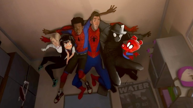 Sony Considering SPIDER-MAN: INTO THE SPIDER-VERSE TV Spinoffs