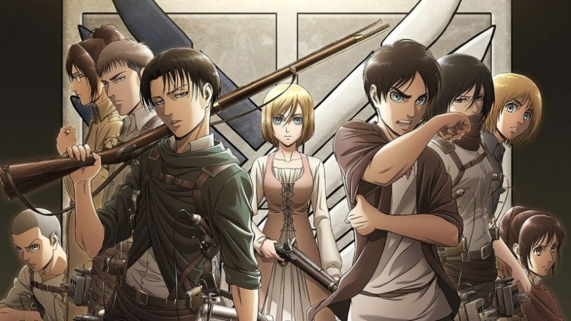 Attack On Titan Season 3 Part 1 - cover image