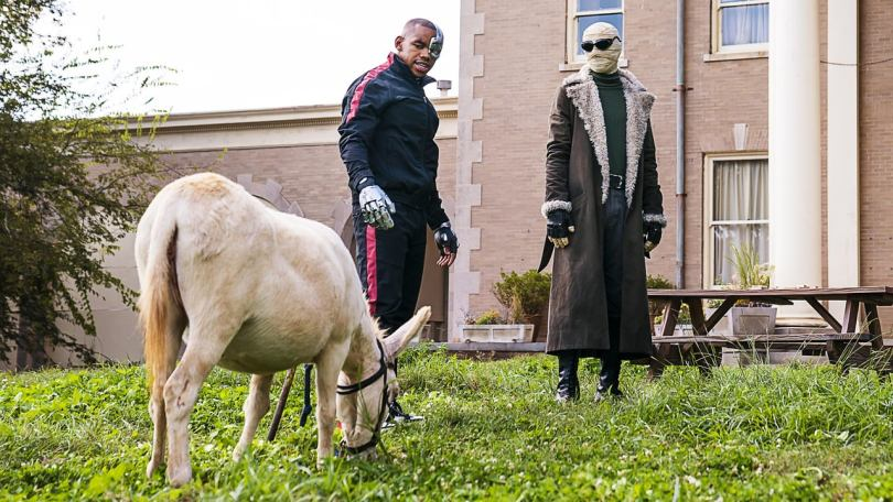 "REVIEW: DOOM PATROL ""Donkey Patrol"""