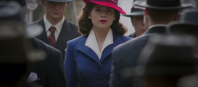 Agent Carter One-Shot - cover image