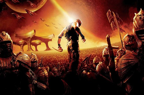 The Poster for The Chronicles of Riddick