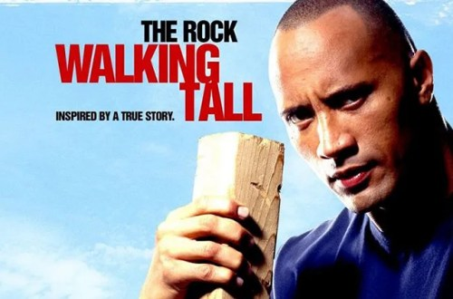 A Poster for Walking Tall