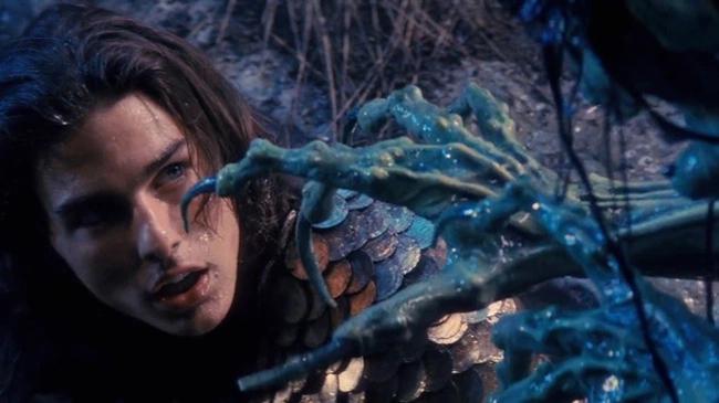 Tom Cruise as Jack o' Green Flattering Meg Mucklebones in Legend