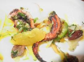 Grilled octopus and citrus - Selden Standard