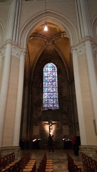 Chartres - photo of a Christ photographer