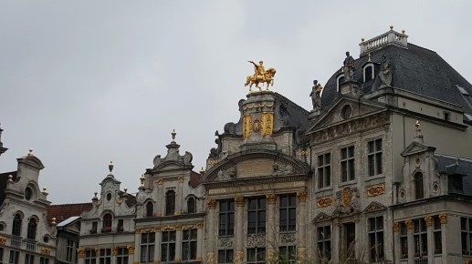 Guildhouses - Grand Place