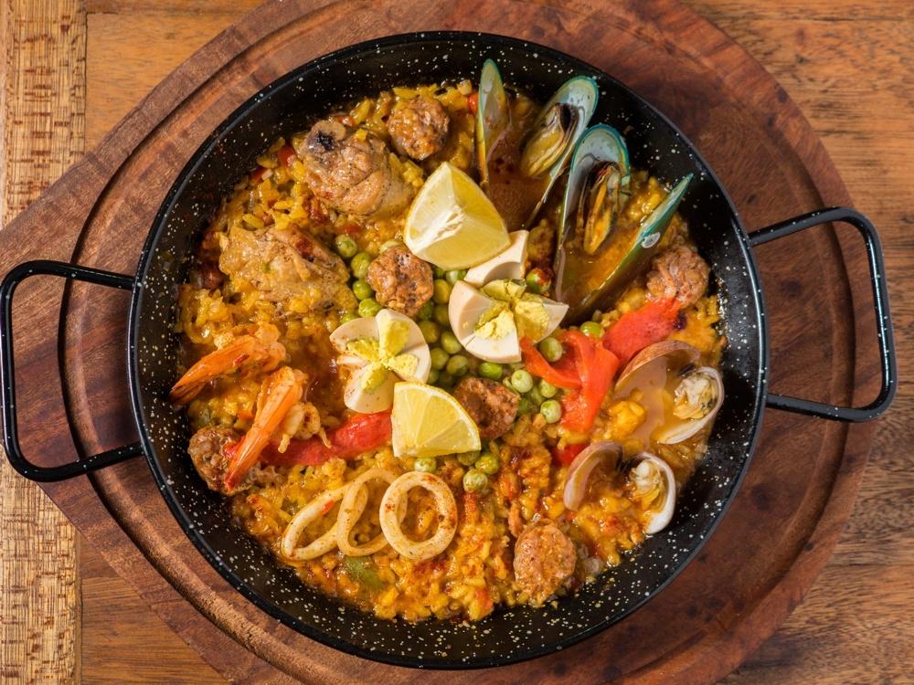 best paella in Manila
