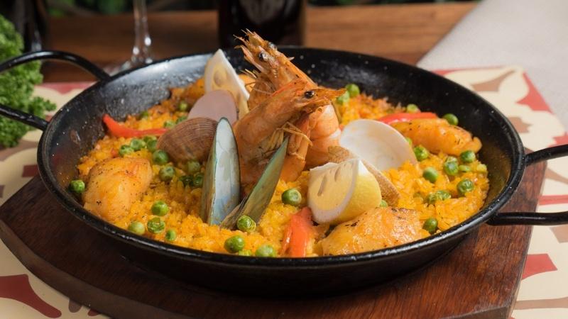 Paella Marinara Spanish Restaurant in Manila