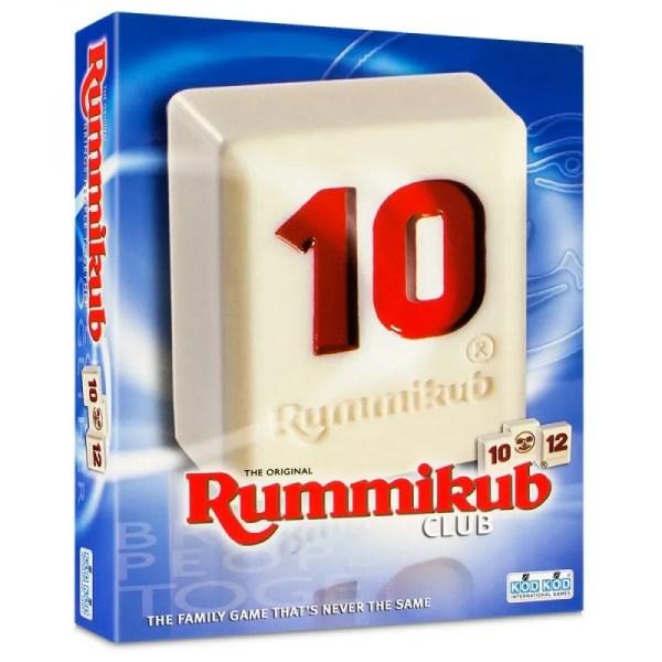 Rummikub Club魔力橋數字遊戲特別版 香港桌遊天地Welcome on Board Game Club 家庭長者親子兒童益智遊戲2-4人