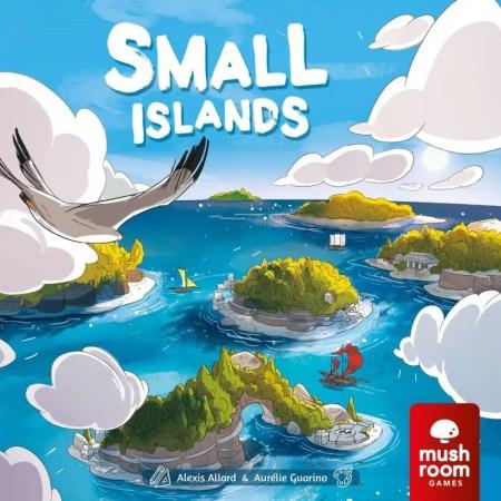 Small Island 小島 |香港桌遊天地Welcome On Board Hong Kong|推理解謎邏輯鬥智親子家庭團隊合作STEM教學玩具