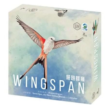 展翅翱翔 Wingspan |香港桌遊天地Welcome on Board Game Club|雀鳥類卡牌收集策略遊戲1-5人
