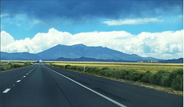Road trip to cali