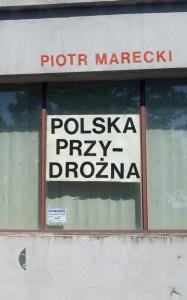 Promocja czarne polska przydrożna