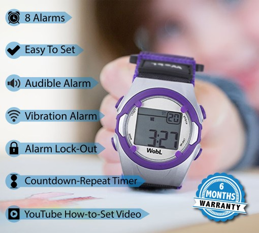 WobL Watch features