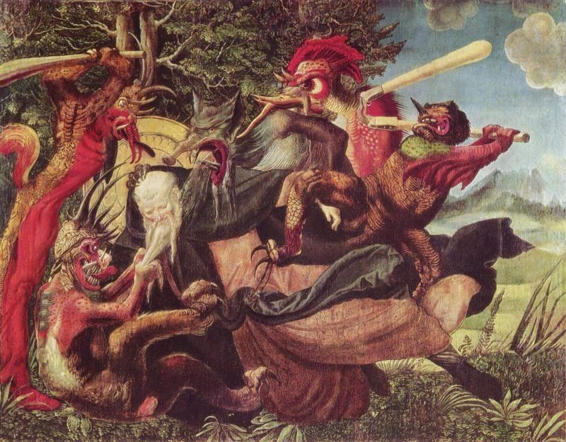 Św. Antoni, czyli o sztuczkach diabła słów kilka – Rozdział 41 (7 z 10)