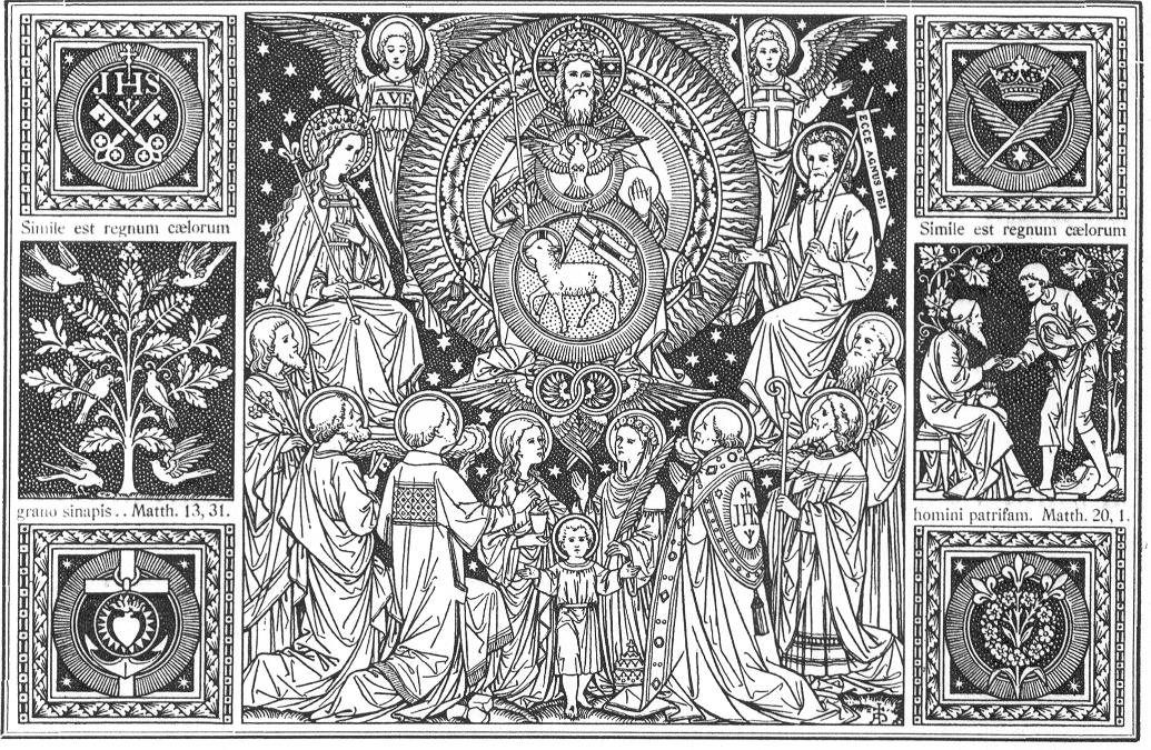 Nowy cykl: Żywoty Świętych