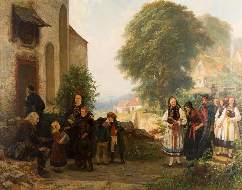 Obowiązek niedzielny w świetle przedsoborowej nauki moralnej (12 z 12)