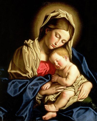 Proprium missae – Wigilia Narodzenia Pańskiego – In Vigilia Nativitatis Domini