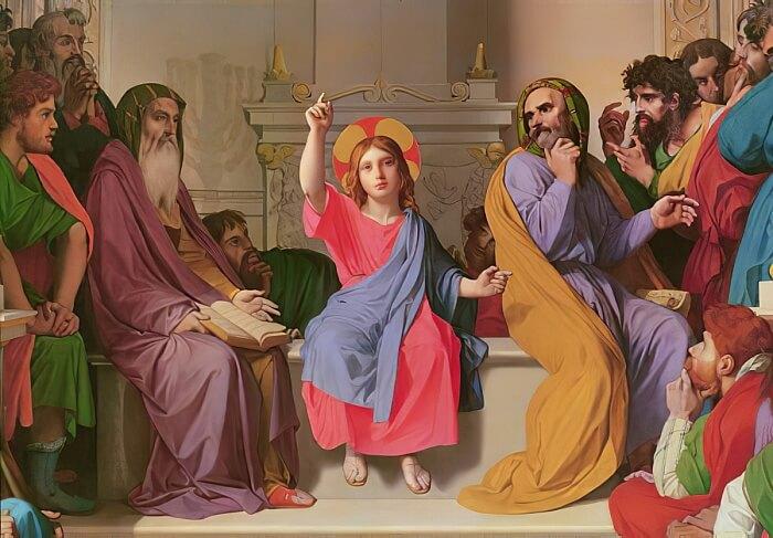 Kazania do Ewangelii Mszy Trydenckiej – Niedziele 3 – 1. Niedziela po Epifanii