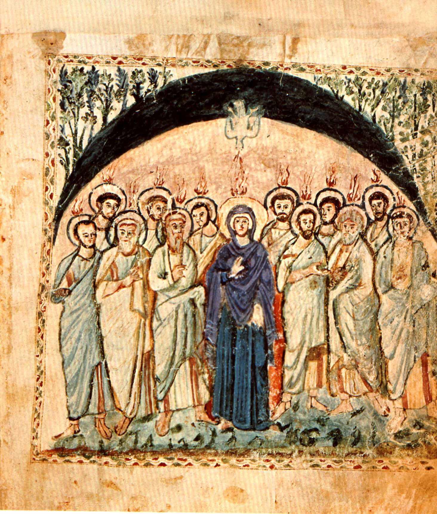 Proprium missae – Zesłanie Ducha Świętego – Dominica Pentecostes