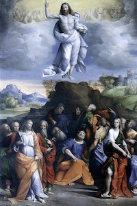 Proprium missae – Wniebowstąpienie Pańskie  – In Ascensione Domini