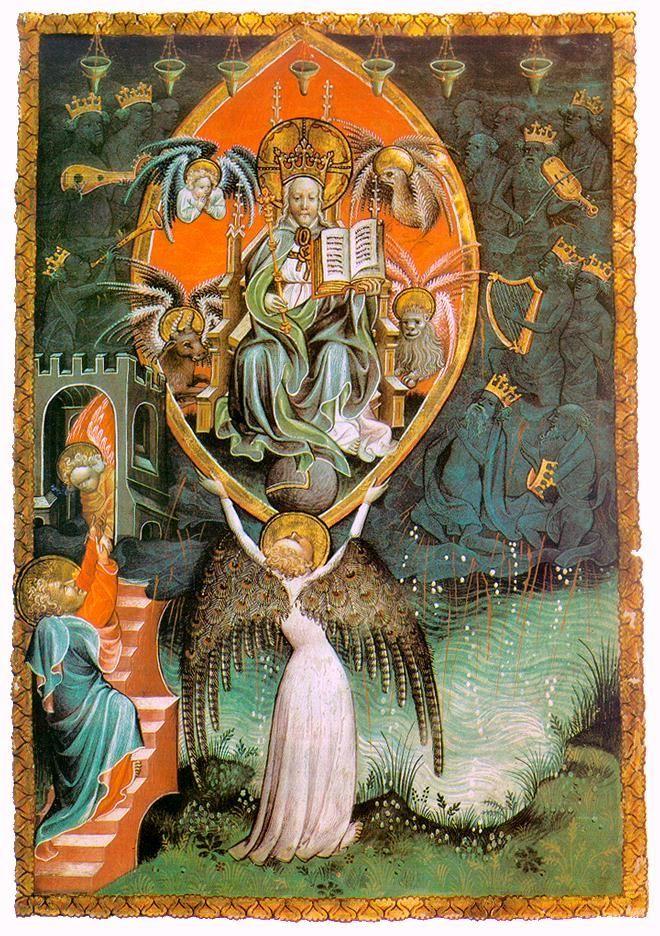 O spirytualizmie, kwietyzmie i Kościele Walczącym