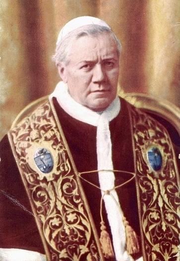 Proprium missae – S. Pii X Papæ Confessoris – św. Piusa X papieża i wyznawcy
