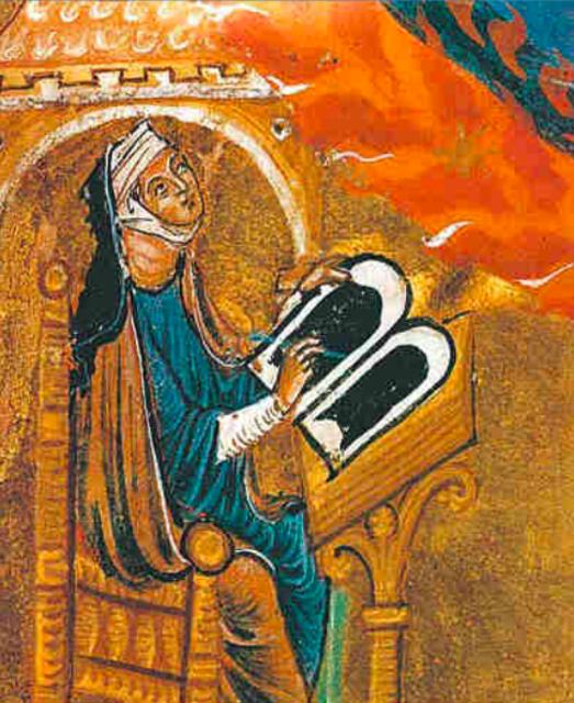17-go Września. Żywot świętej Hildegardy, Ksieni.