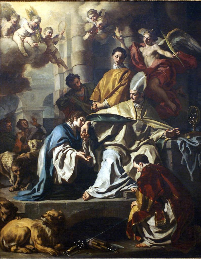 19-go Września. Żywot świętego Januaryusza, Biskupa i Męczennika.