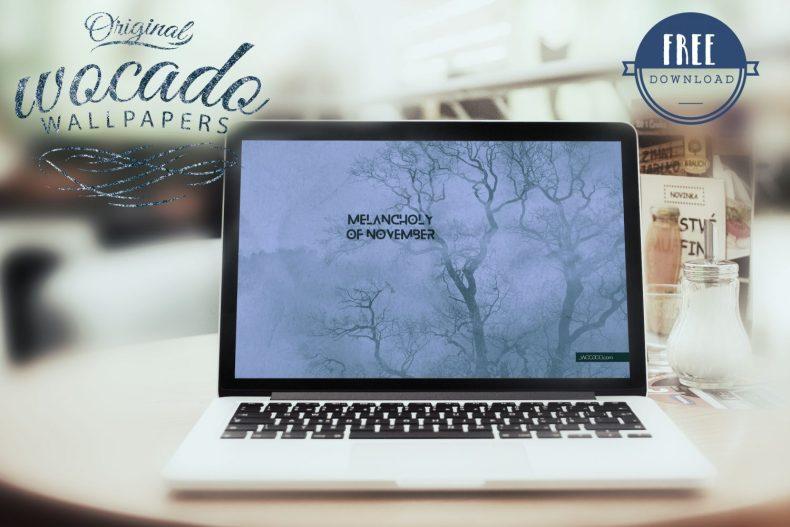 Melancholy of November Wallpaper - FREE Download by WOCADO
