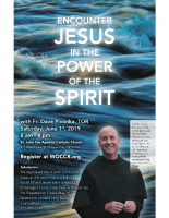 Encounter Jesus in the Power of the Spirit