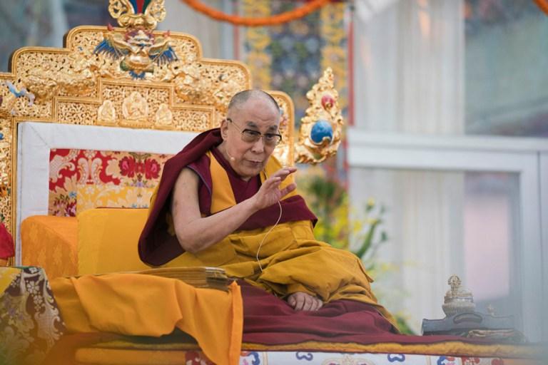His Holiness Dalai Lama's Live Broadcast - Way of Compassion